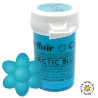 Barwnik Sugarflair Paste Colours - ARCTIC BLUE Satin 25g