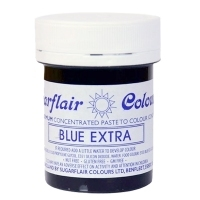 Barwnik Sugarflair Paste Colours - BLUE EXTRA Spectral 42g