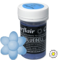 Barwnik Sugarflair Paste Colours - BLUEBELL Pastel 25g