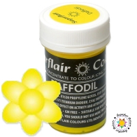 Barwnik Sugarflair Paste Colours - DAFFODIL Pastel 25g