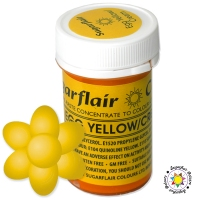 Barwnik Sugarflair Paste Colours - EGG YELLOW Spectral 25g