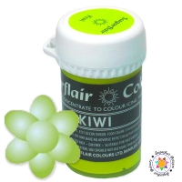 Barwnik Sugarflair Paste Colours - KIWI Pastel 25g