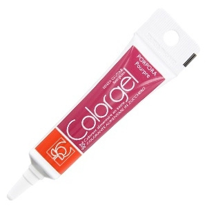 Barwnik w żelu ColorGel - purpurowy - fuksja