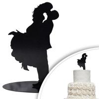 Figurki Młoda Para Na Tort ślubny Na Wesele