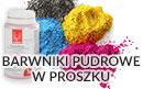 Barwniki pudrowe metaliczne w proszku - Colordust