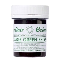 Barwnik Sugarflair Paste Colours - GREEN EXTRA Spectral 42g