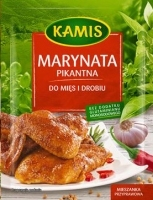 KAMIS - marynata do mięs pikantna 20g