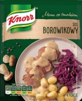KNORR - sos - borowikowy