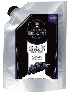 Puree owocowe - czarna porzeczka 1kg
