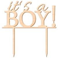 Topper - It's a boy!